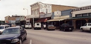 Downtown Bastrop