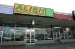 Alien Scooters