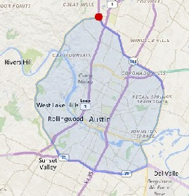 Urban Core Map 031416
